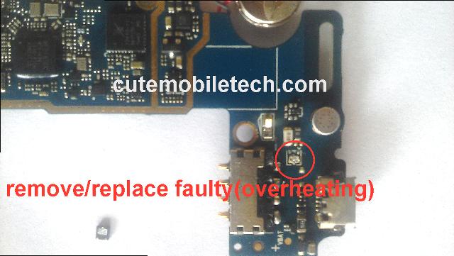 Huawei CUN-L21 USB Charging Solution 1