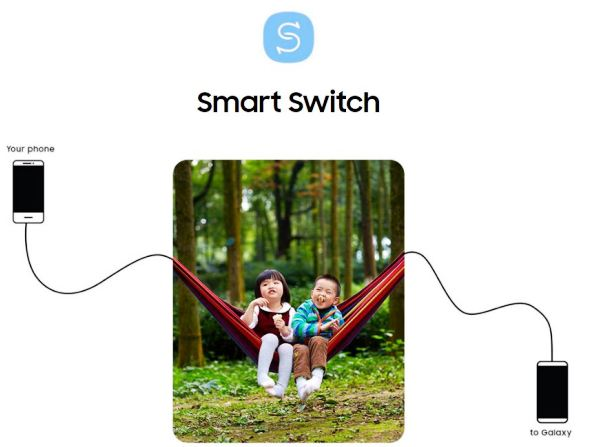 smart switch backup, update
