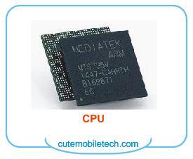 Phone CPU