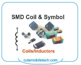 Mobile Phone SMT Coils - Inductors
