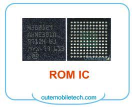Mobile Phone ROM IC