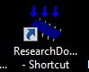 Research Download flashing software icon