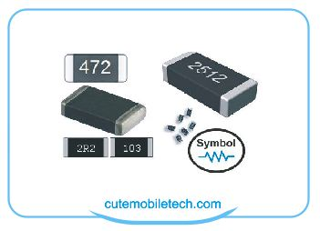 Mobile Phone SMT Resistors