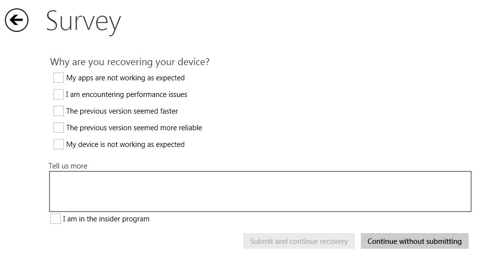 Windows Device Recover-Update Tool 9