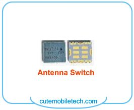 Mobile Phone antenna switch