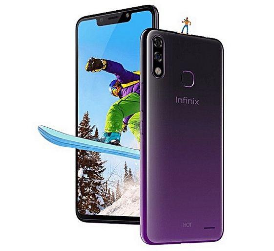 infinix hot 7pro phone