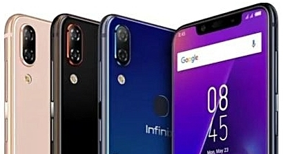 infinix zero 6 camera phones invoke now