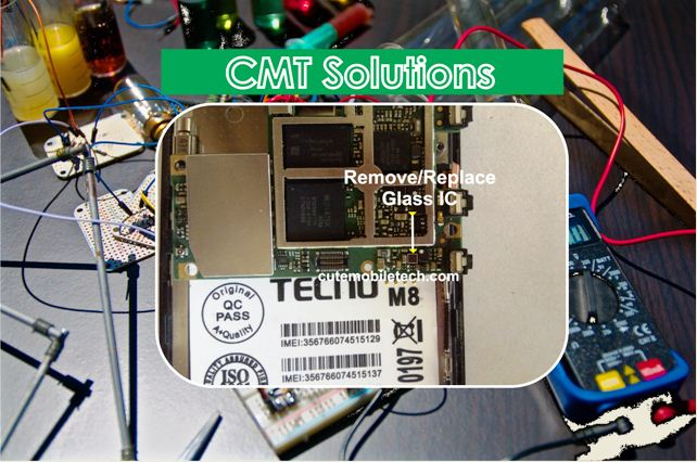 Tecno M8 Power Solution