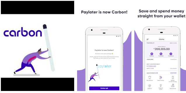 carbon paylater loan app