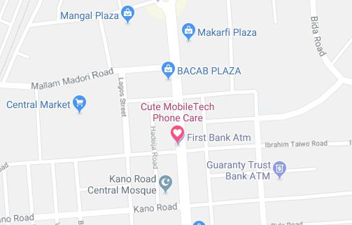 find cute mobiletech on Google Map