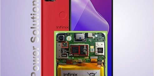 Infinix Hot 6 Power Problem Solution