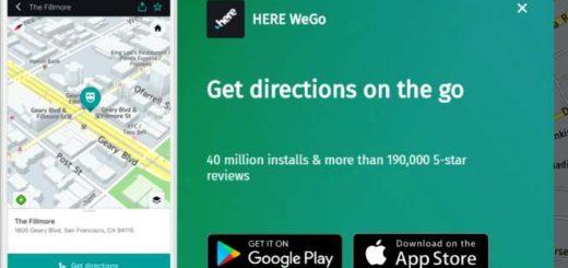 Huawei's Here WeGo Map