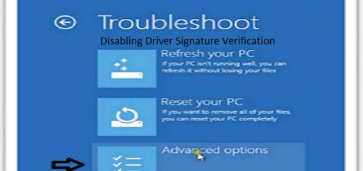 Disabling Signature Verification 2