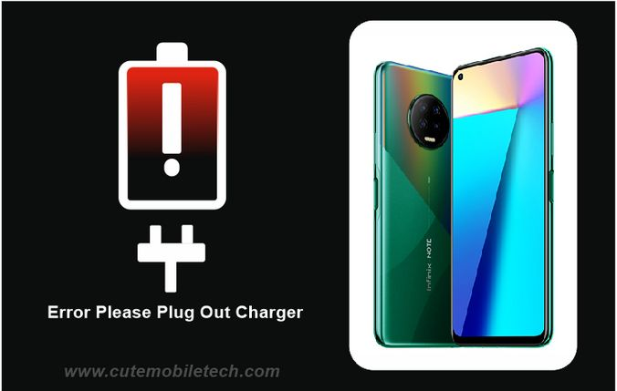 Error Please Plug Out Charger